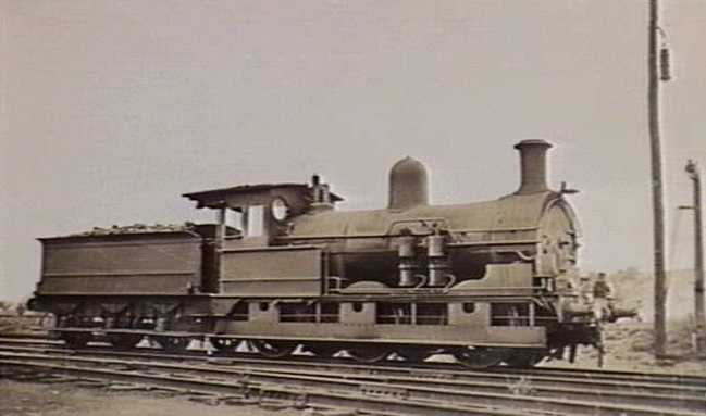 VR Y Class 0-6-0 locomotive built by the Phoenix Foundry